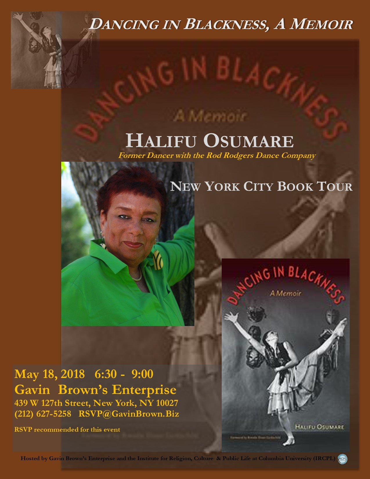 GavinBrown_NYC_Dancing in Blackness_